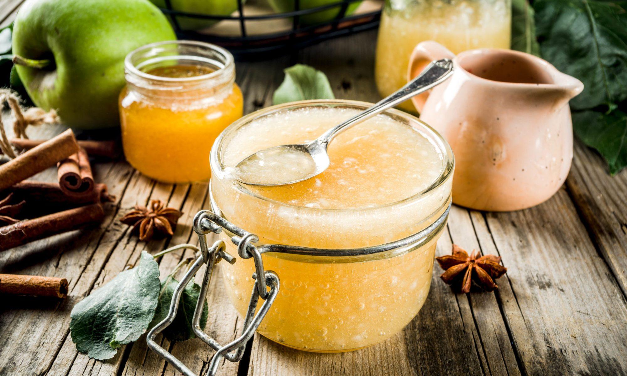 Протертое варенье из яблок: рецепт от Шефмаркет