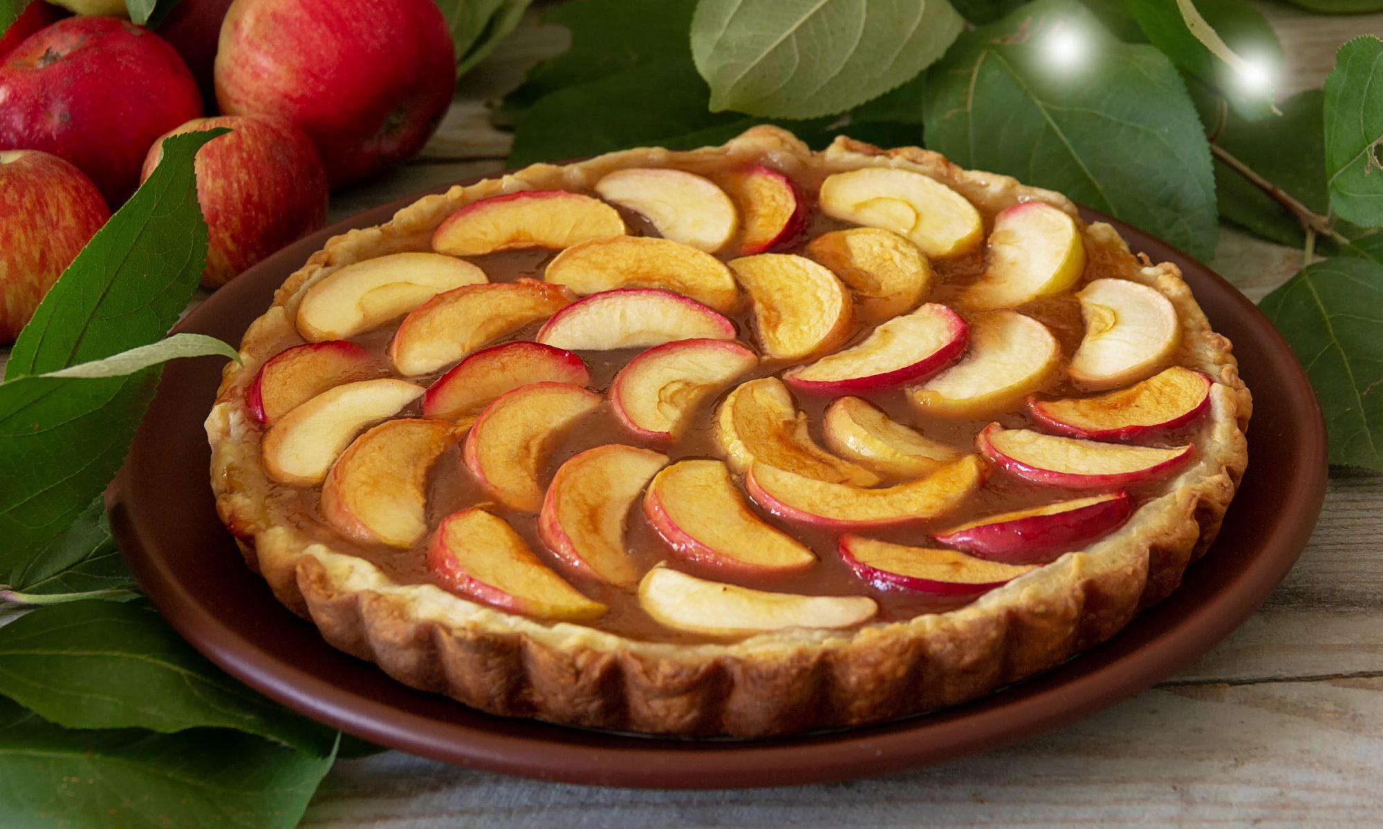 Цветаевский яблочный пирог: рецепт от Шефмаркет