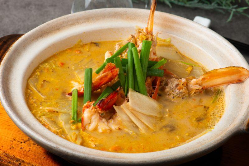 Легкий супчик для любителей азиатской кухни