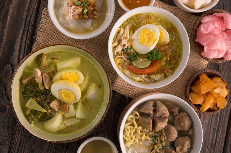 Некоторые секреты приготовления супа карри