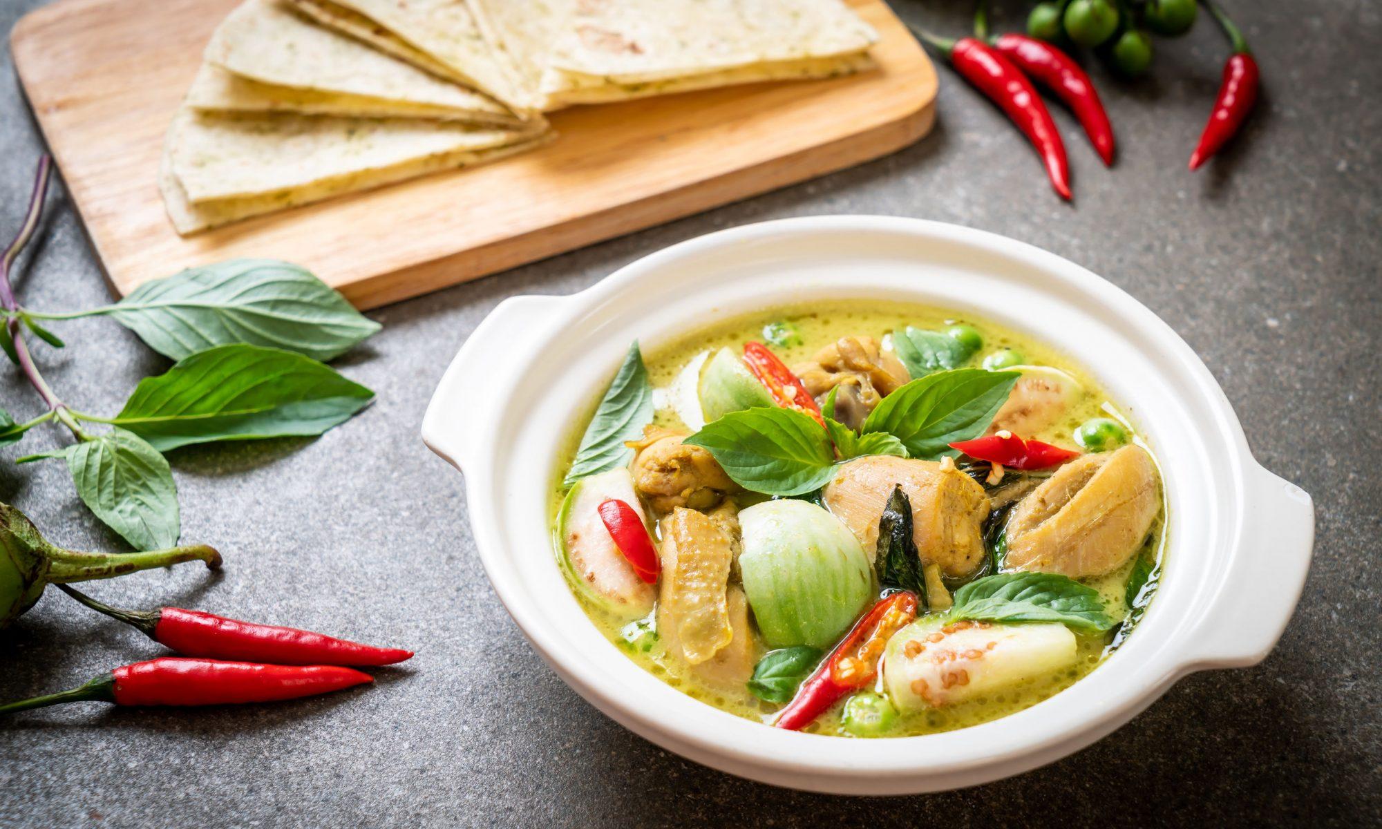 Суп карри: оригинальные рецепты от Шефмаркет