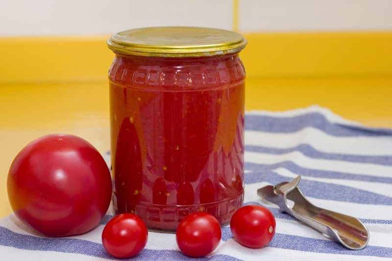 Домашний кетчуп: самый вкусный рецепт