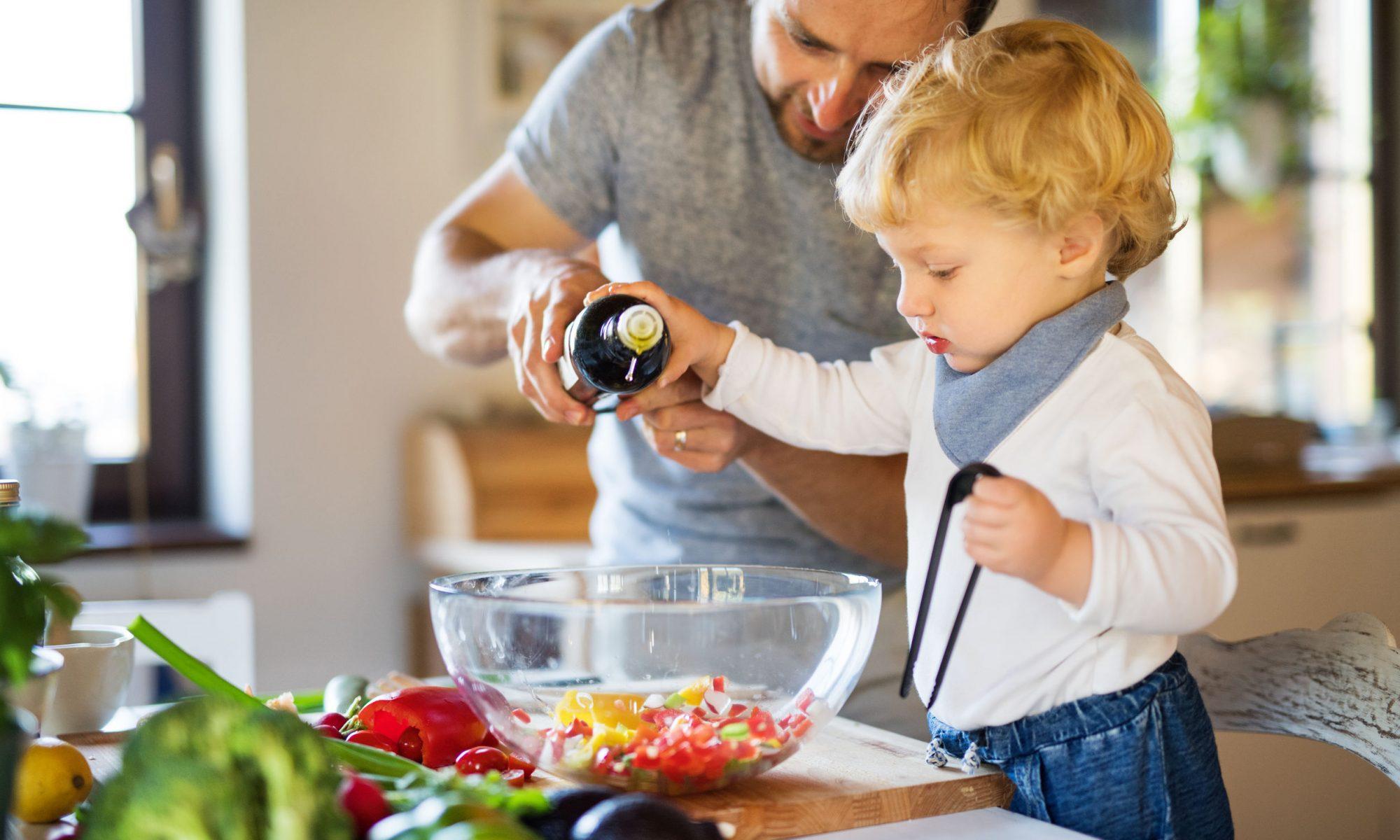 5 рецептов для готовки с детьми от Шефмаркет