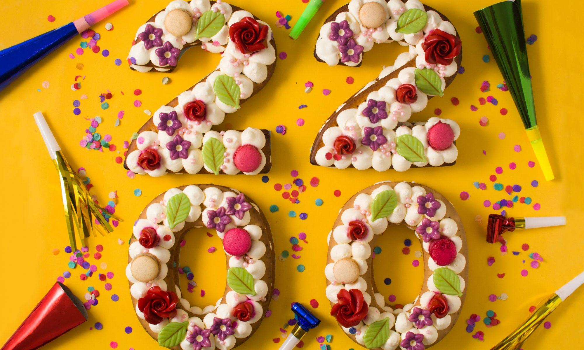 Торт цифра: рецепты приготовления