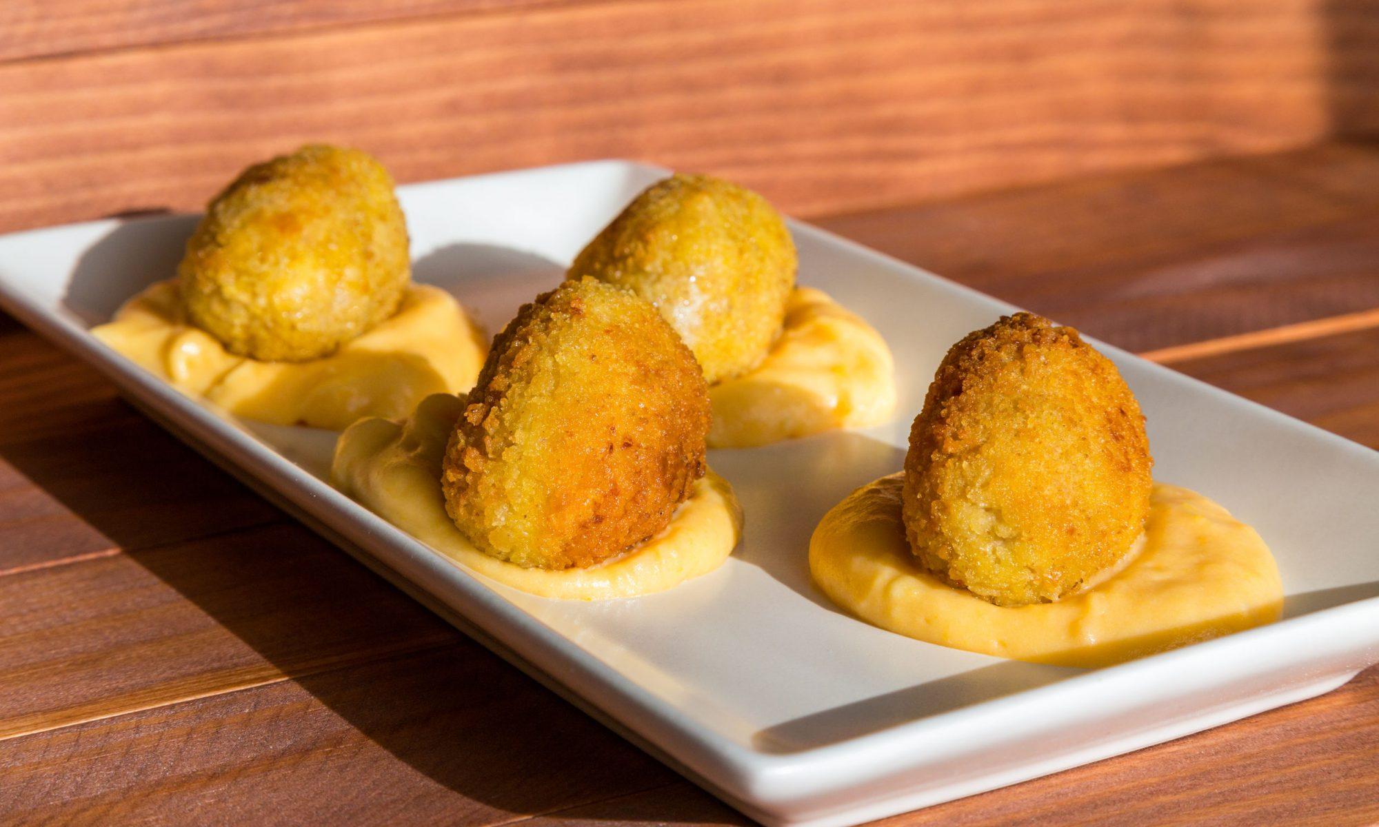 Картофельные крокеты с сыром: новый рецепт