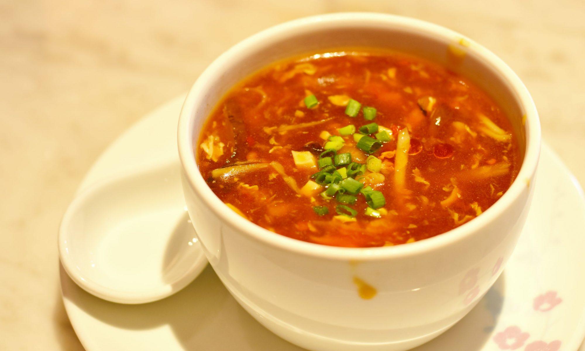 Куриный суп с капустой от Шефмаркет