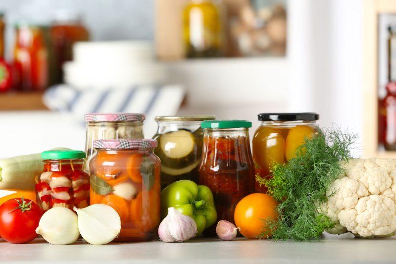 Маринованное овощное ассорти «Огород»