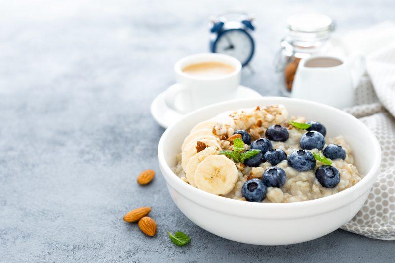 Топ- 5 самых полезных завтраков
