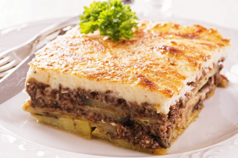 Мусака с картофелем: самый вкусный рецепт