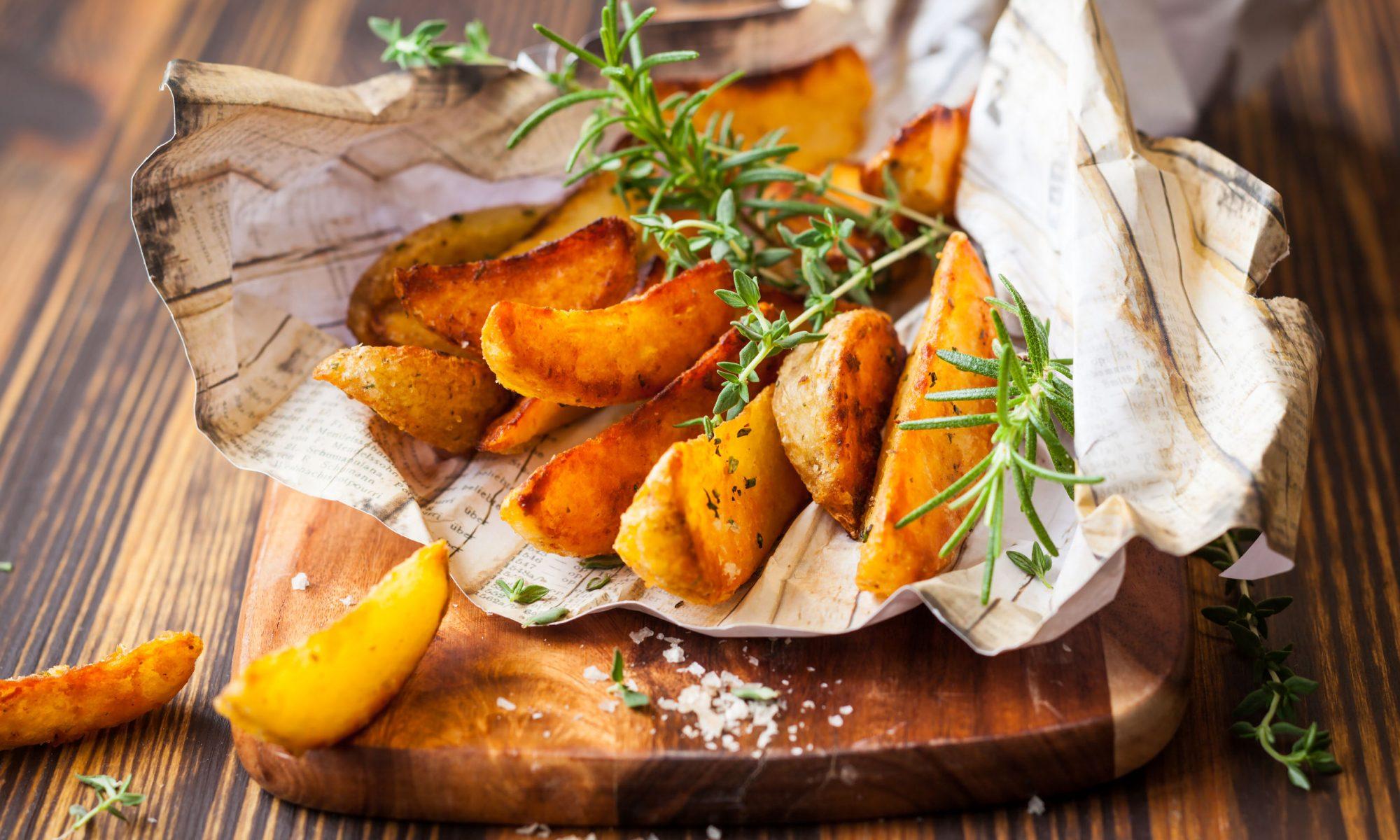Рецепт вкусной картошки по-деревенски