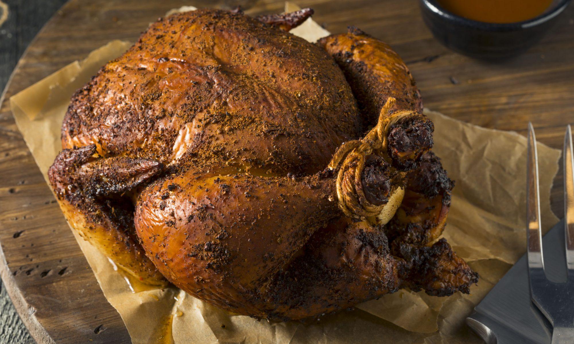 Цыпленок табака: рецепт приготовления