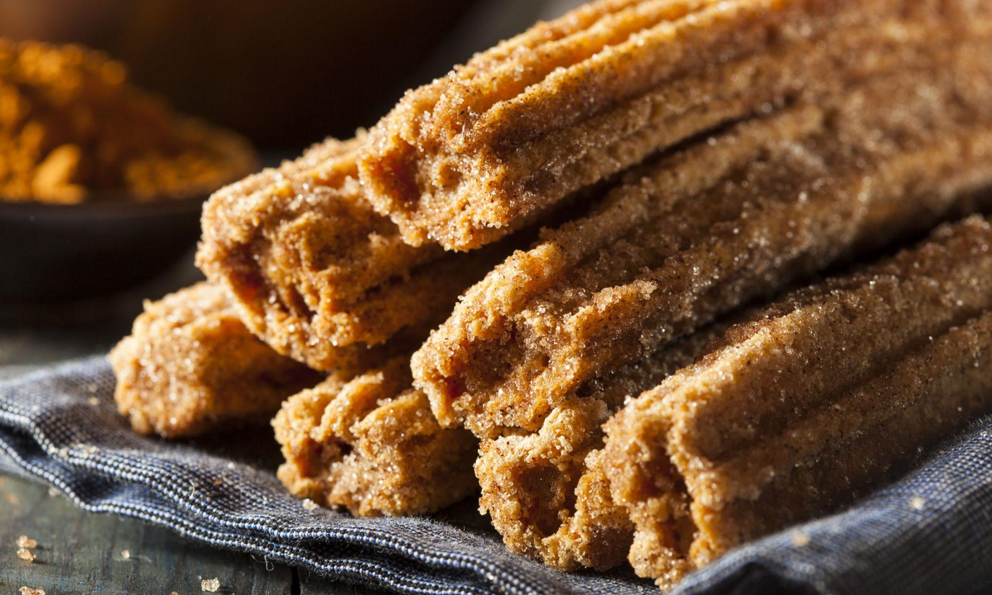 Чуррос: рецепт уличной сладости