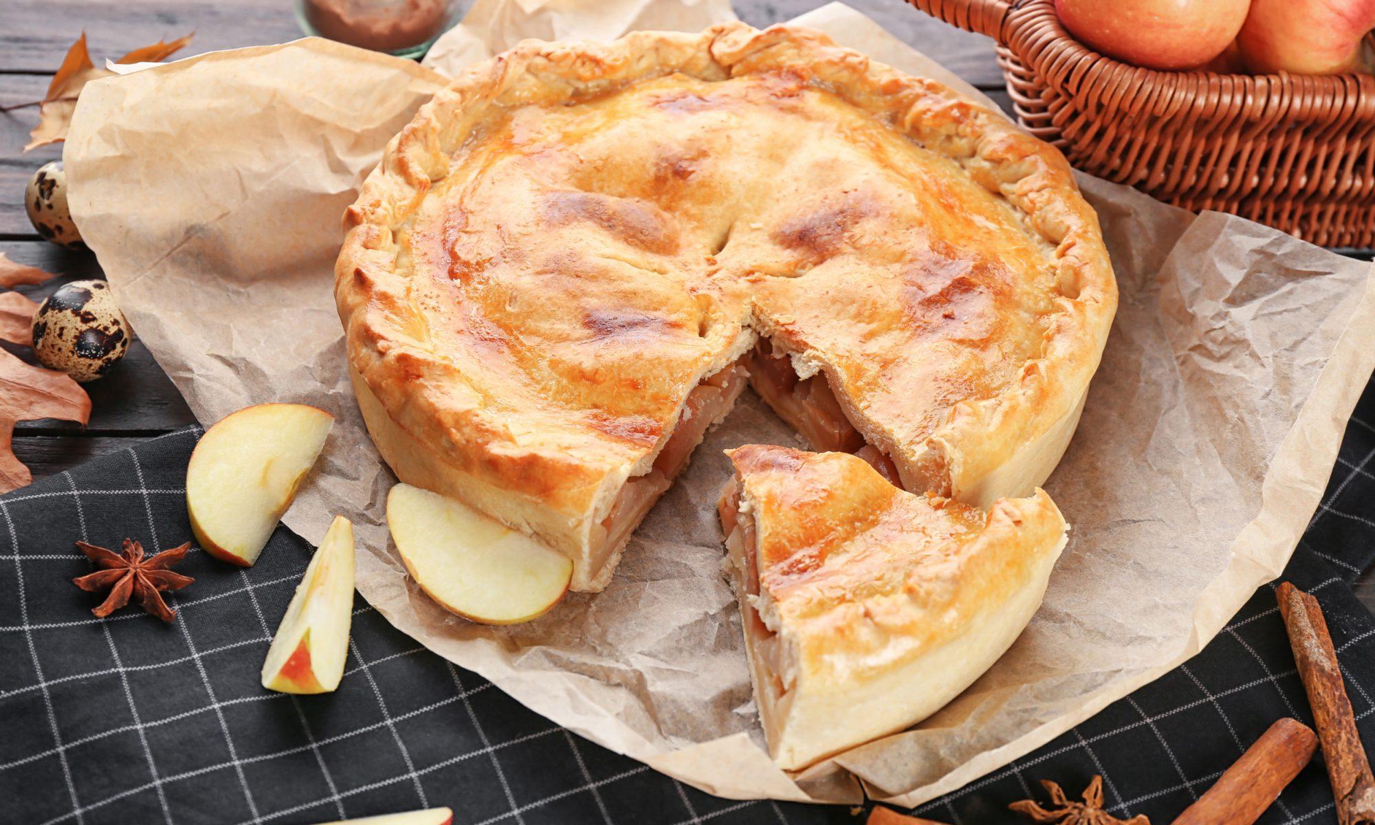 Готовим традиционный ирландский пирог