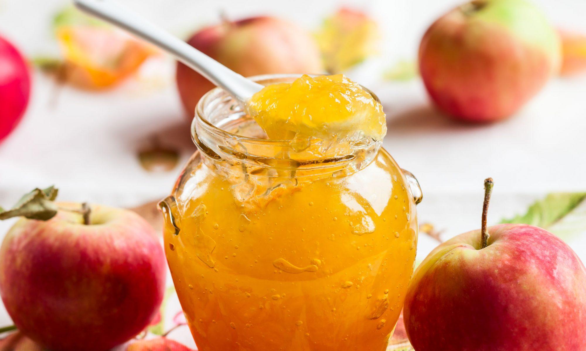 Яблочное варенье: просто рецепт от бабушки