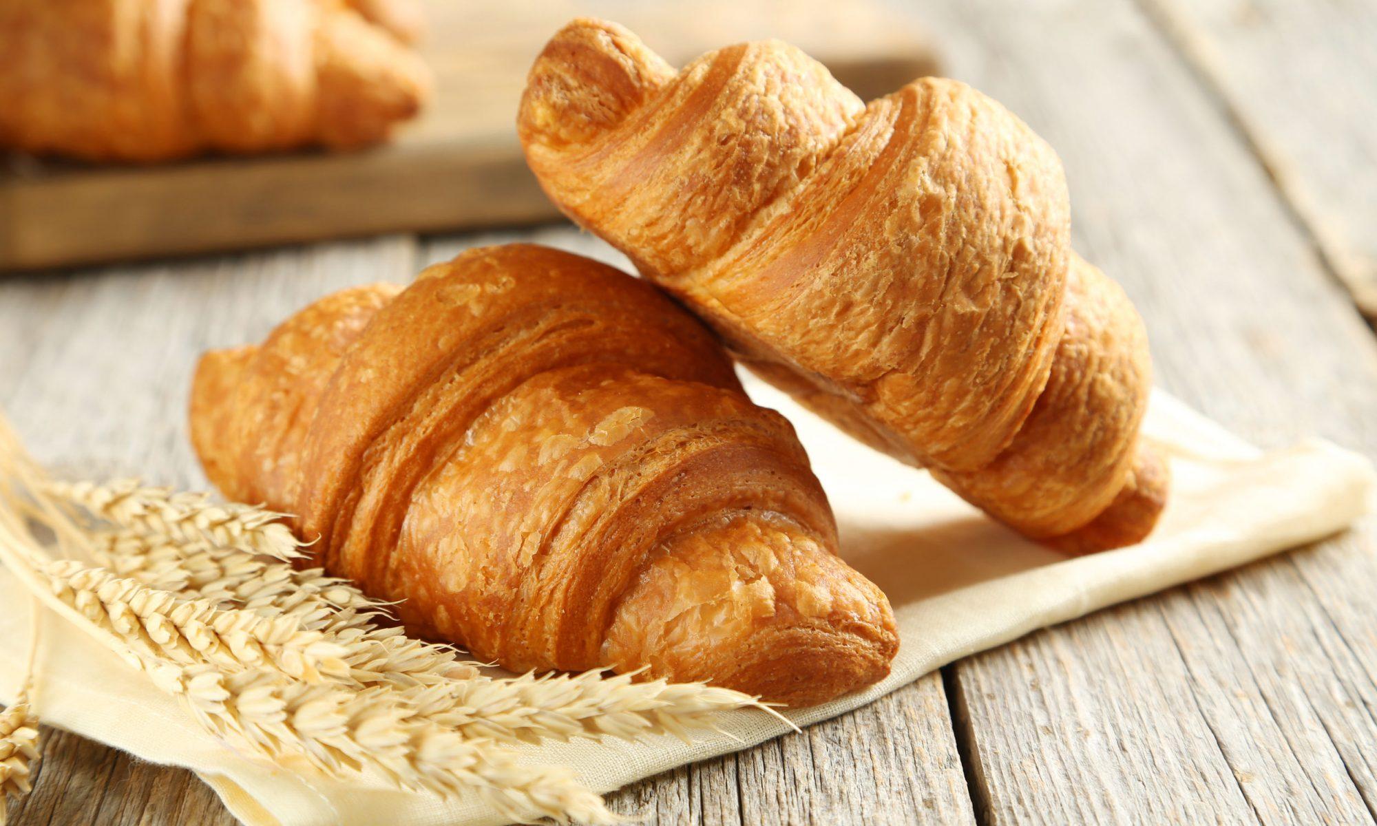 Французские круассаны: рецепт с джемом