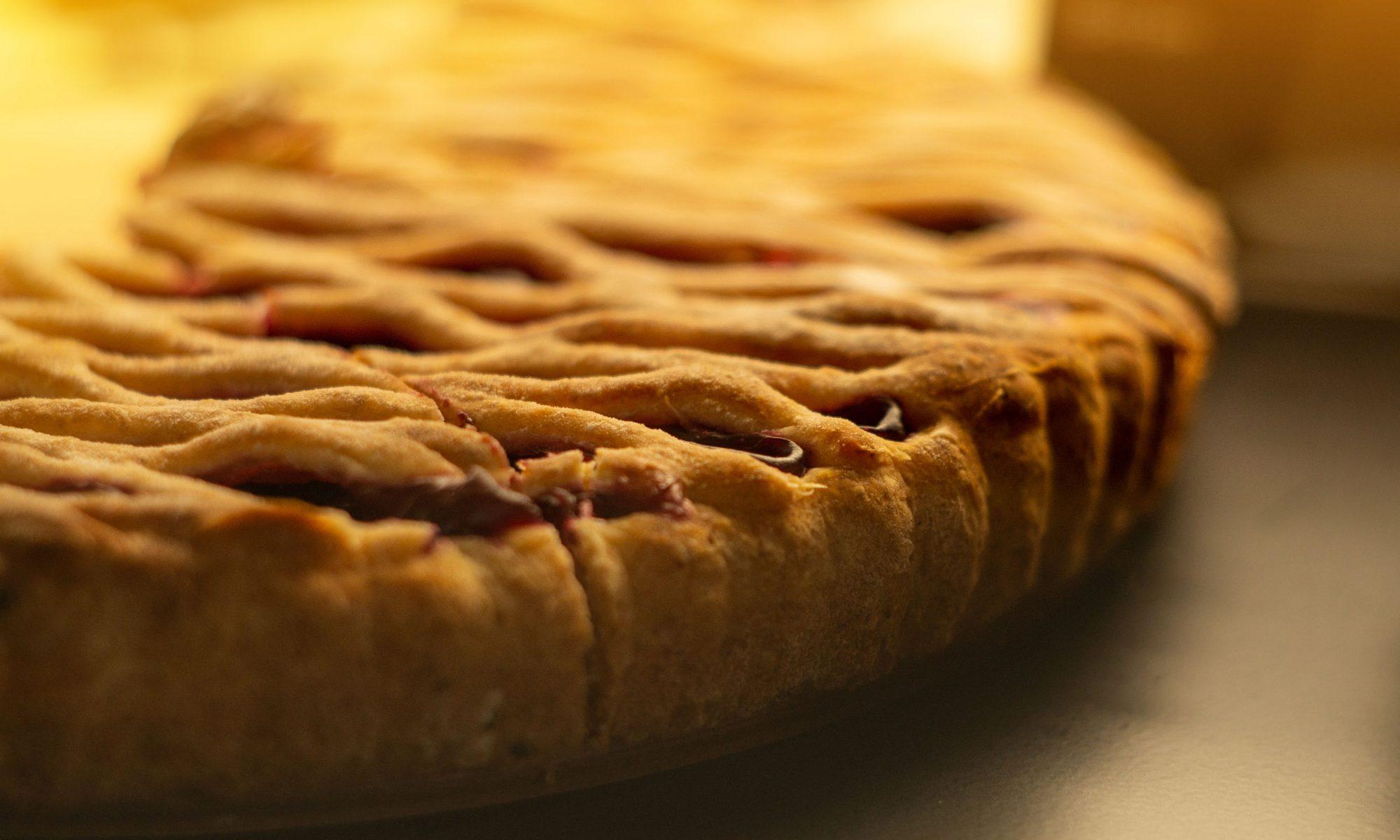 Пирог с крыжовником: рецепт приготовления