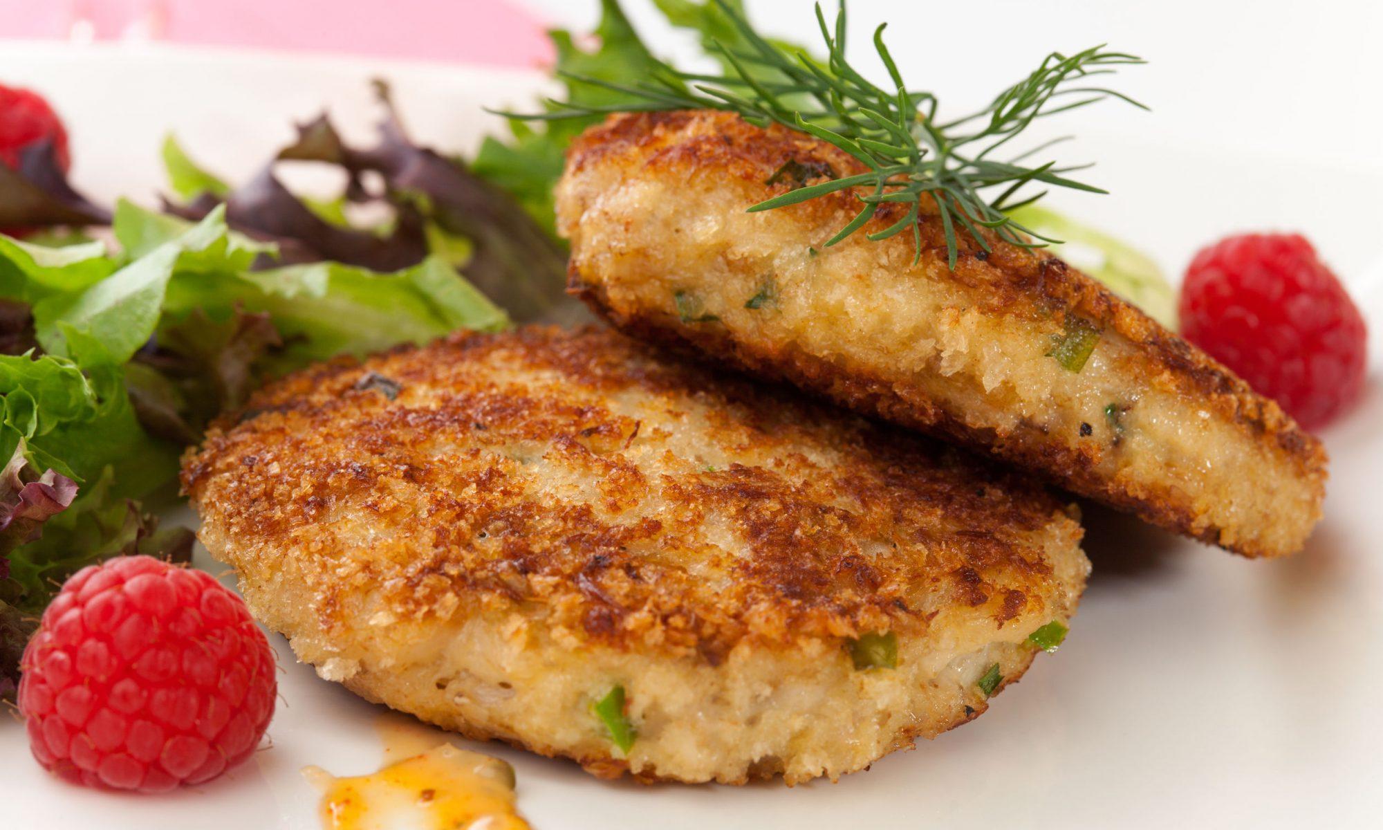 Капустные котлеты: рецепт для вегетарианцев