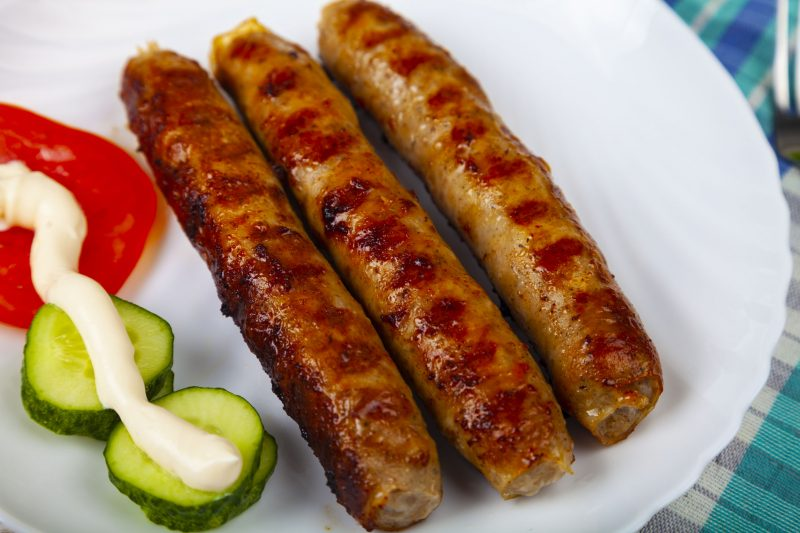 Купаты: рецепт со свининой