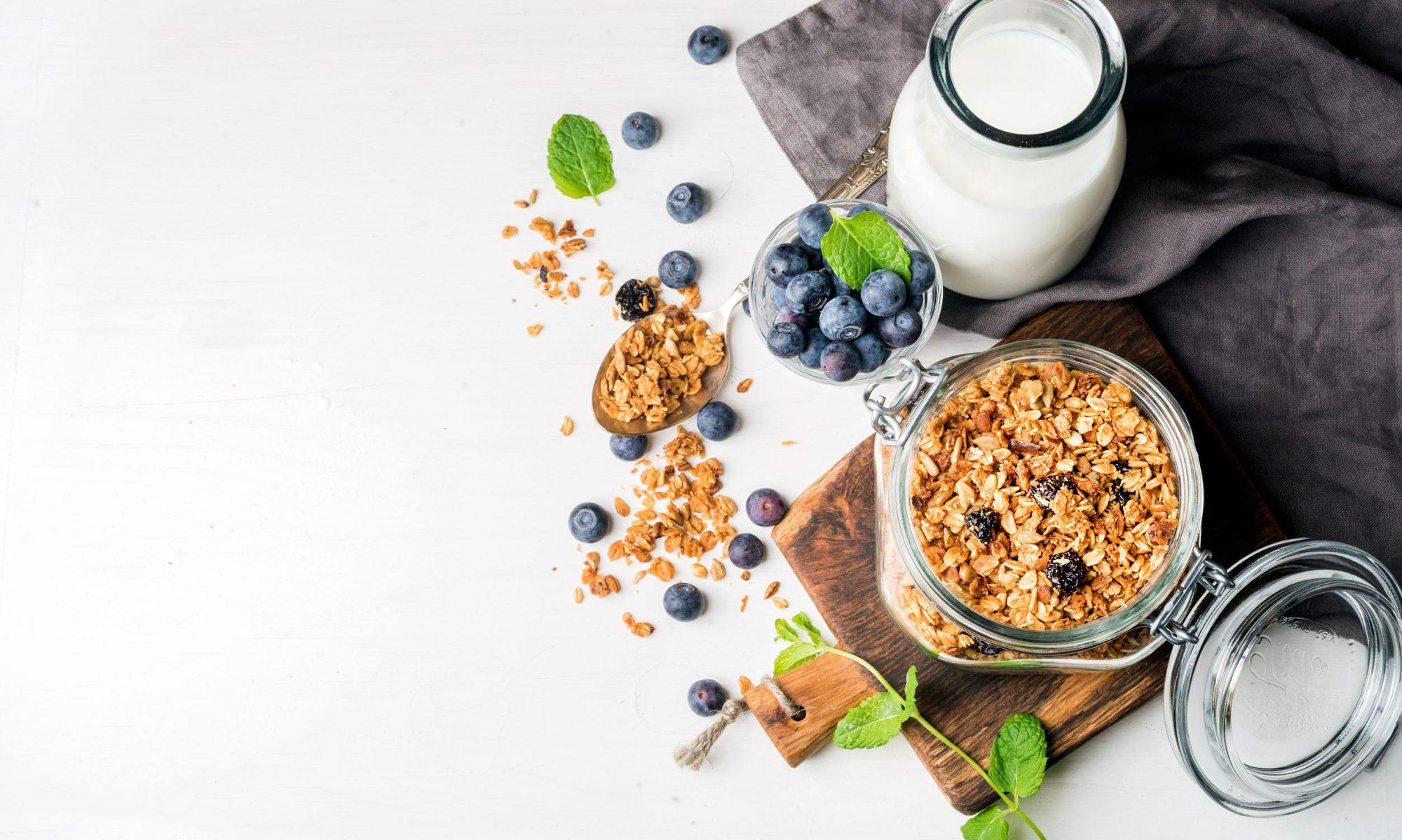 Гранола: готовим любимый завтрак
