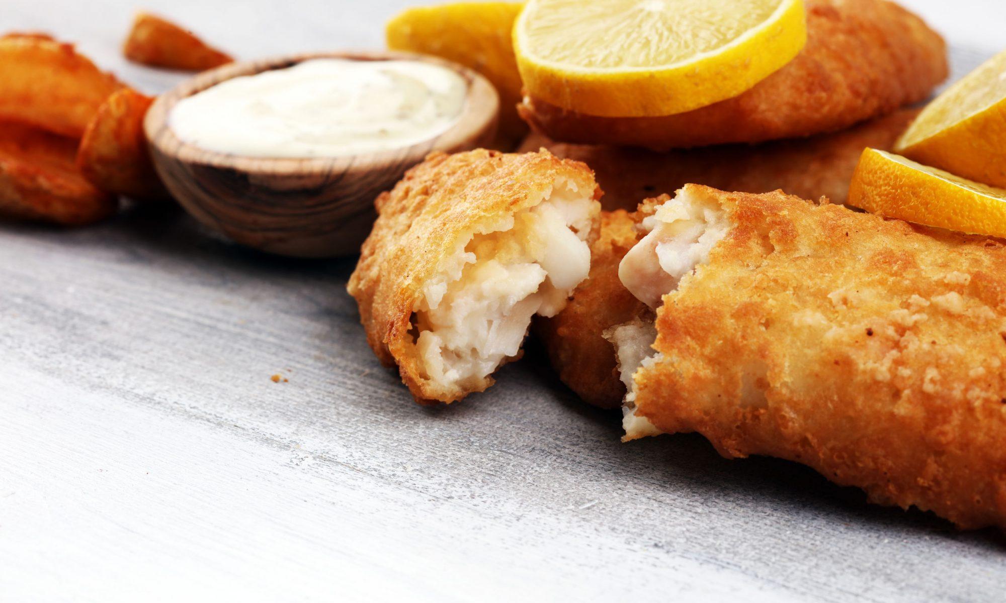 Рыба в пивном кляре: оригинальный рецепт