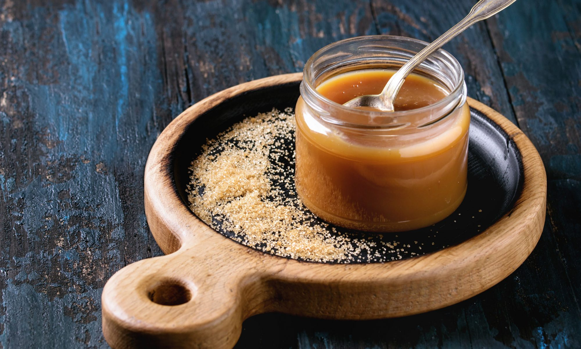 Домашняя соленая карамель: рецепт