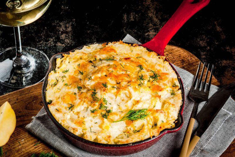 Пастуший пирог: рецепт с овощами