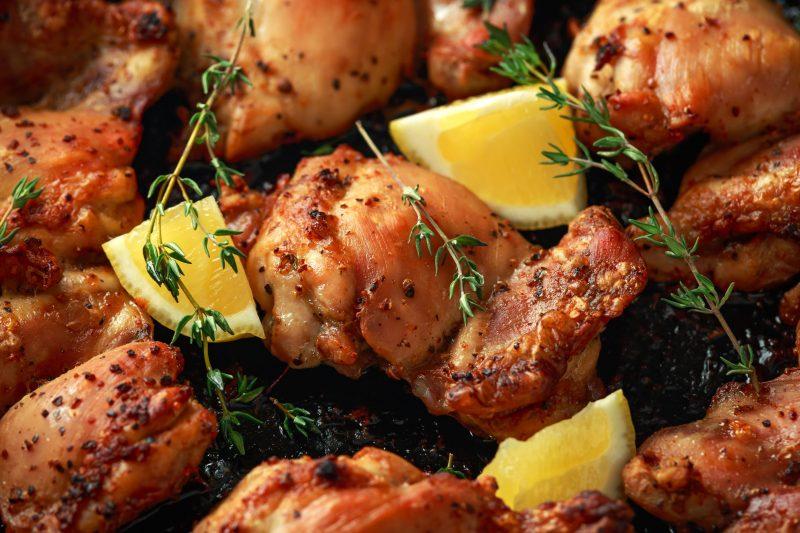 Курица Чили: самый вкусный рецепт