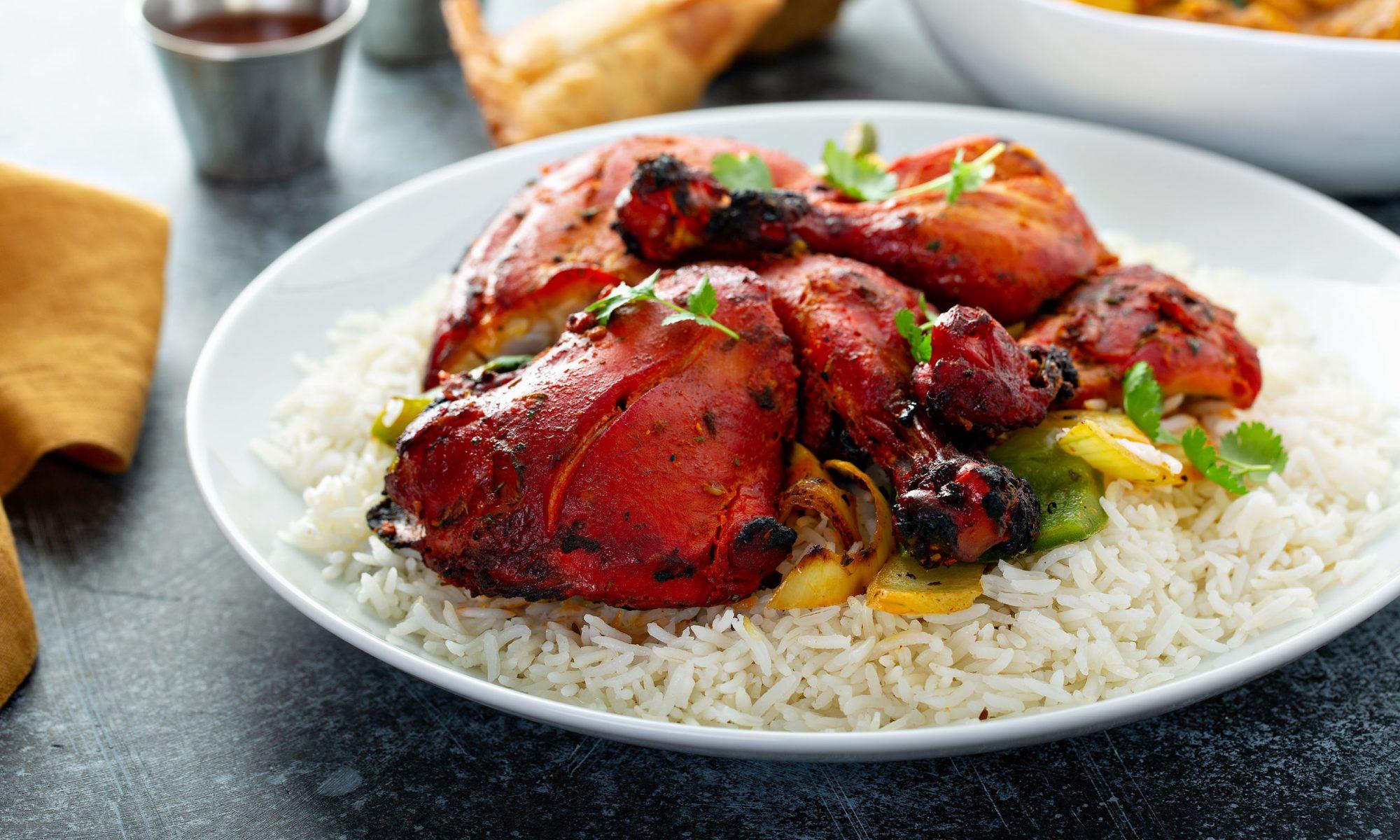 Цыплята тандури: рецепт с фото