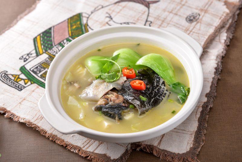 Острый суп из камбалы: рецепт приготовления