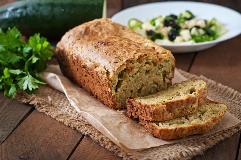 Ароматный домашний хлеб на кефире: простой рецепт
