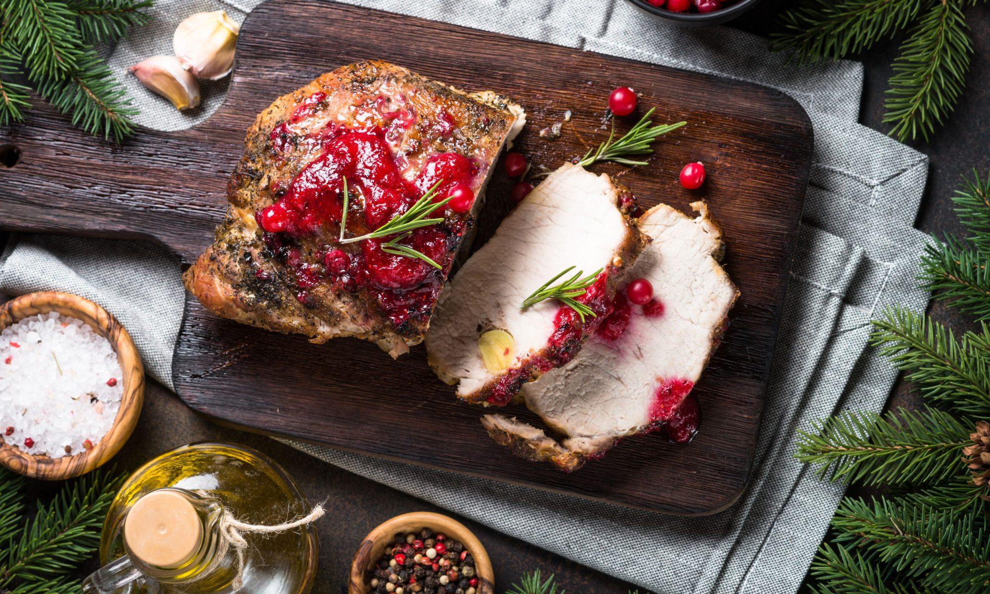 Топ-5 основных блюд на новогодний стол