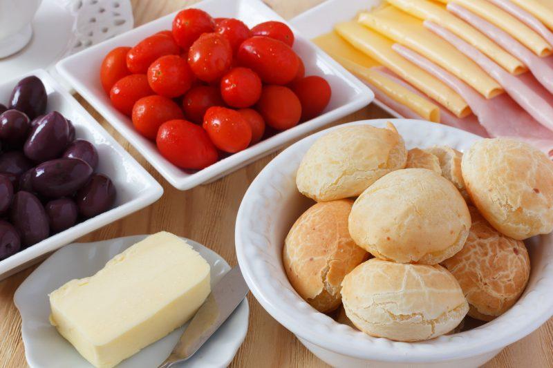 Как приготовить сырные шарики в духовке