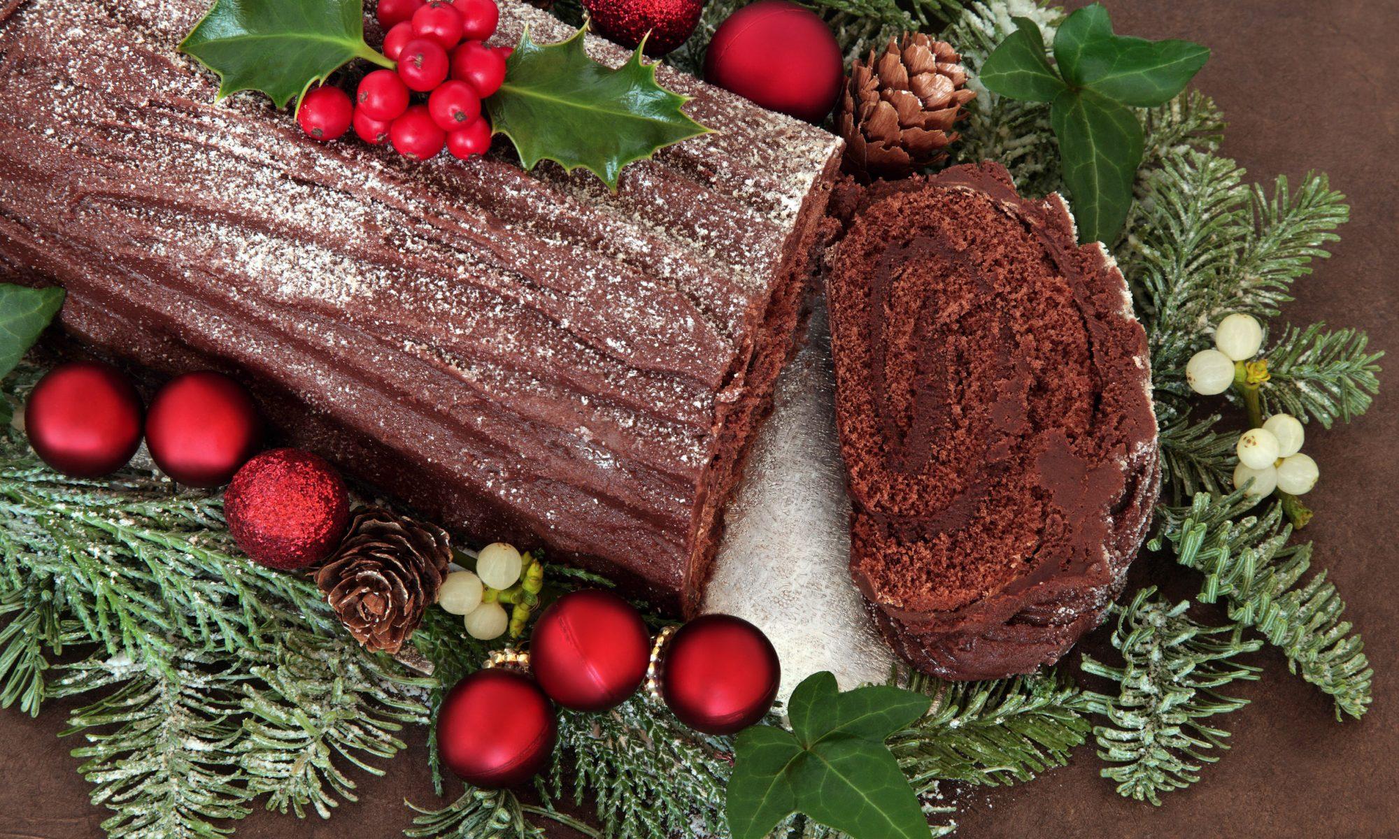 Топ 3 новогодних десерта