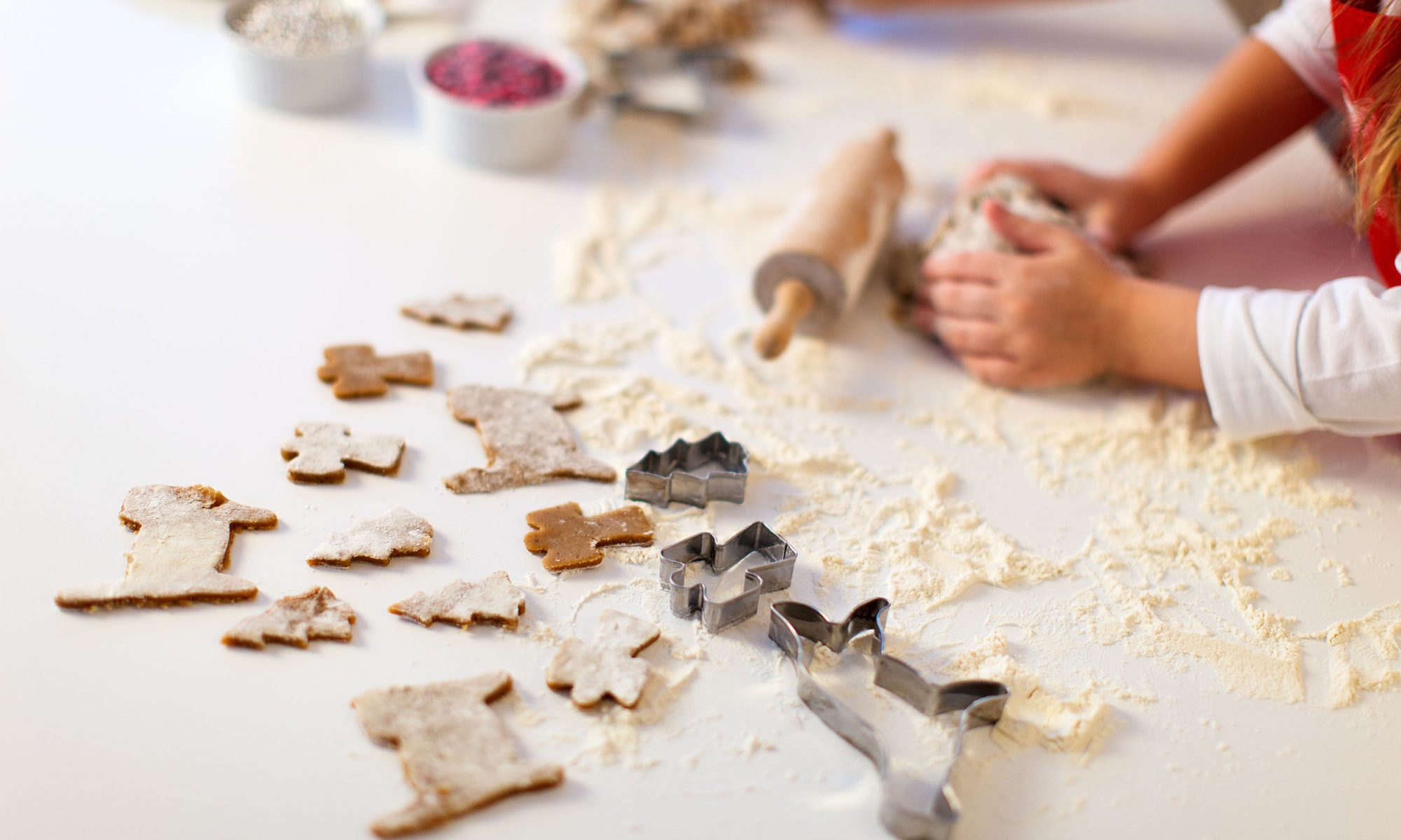 Готовим имбирное печенье к Новому Году