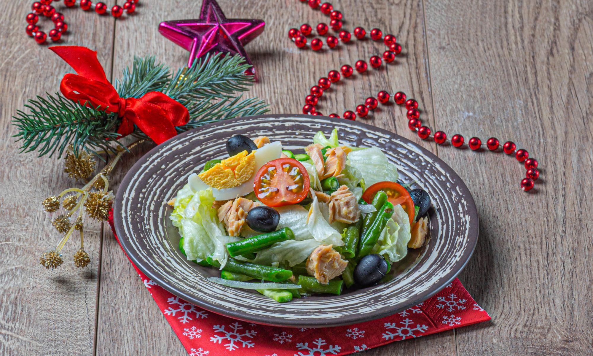 Топ-5 рецептов салатов на Новый Год от Шефмаркет