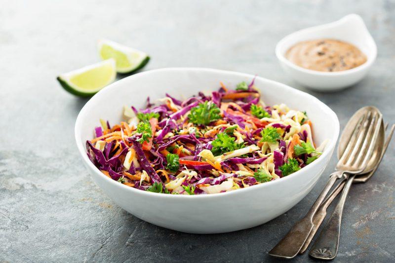 Коул слоу: любимый всеми салат