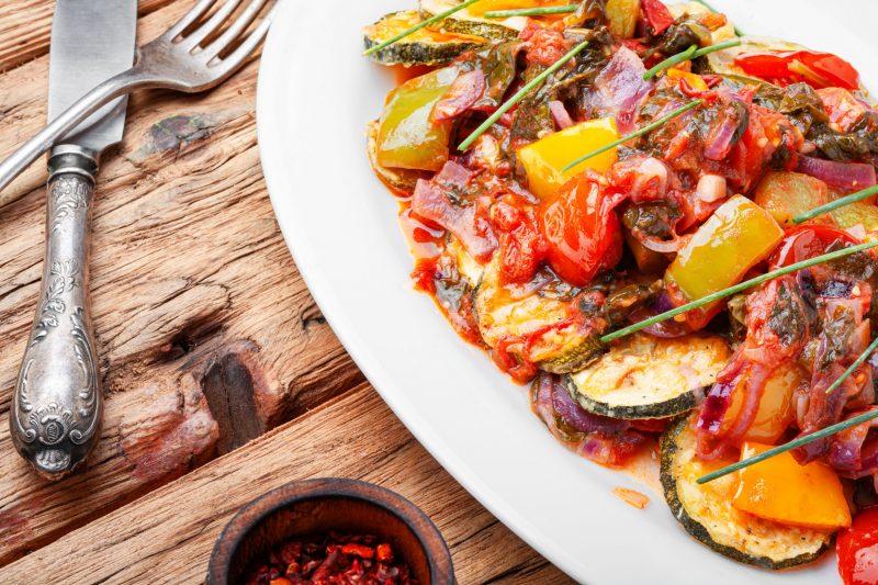 Очень вкусный постный ужин по-итальянски