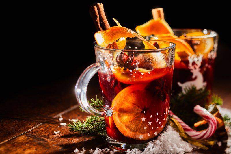 3 самых популярных напитка на Новый Год