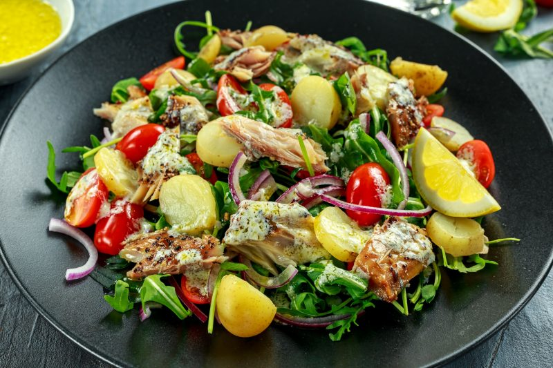 Самый вкусный салат на Новый Год