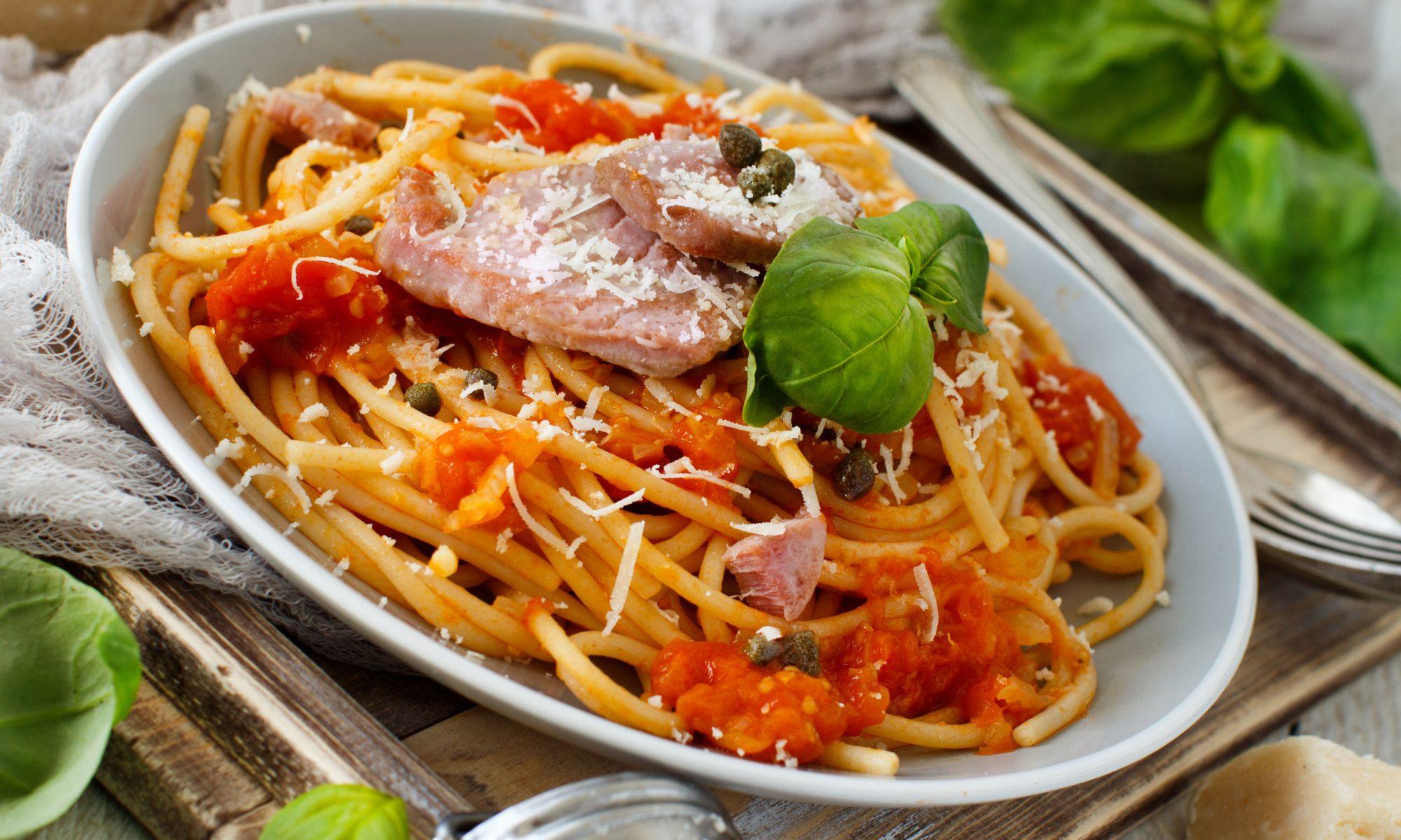 Как правильно приготовить макароны с тунцом