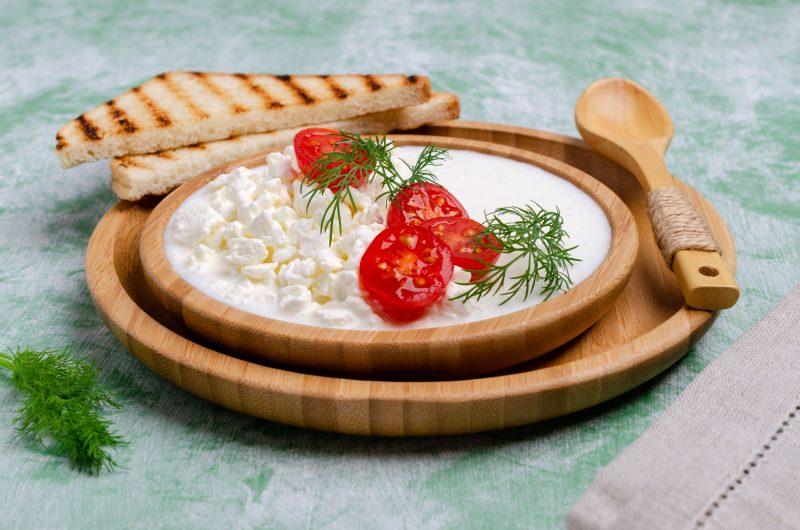 Как приготовить сыр «Филадельфия» за 5 минут