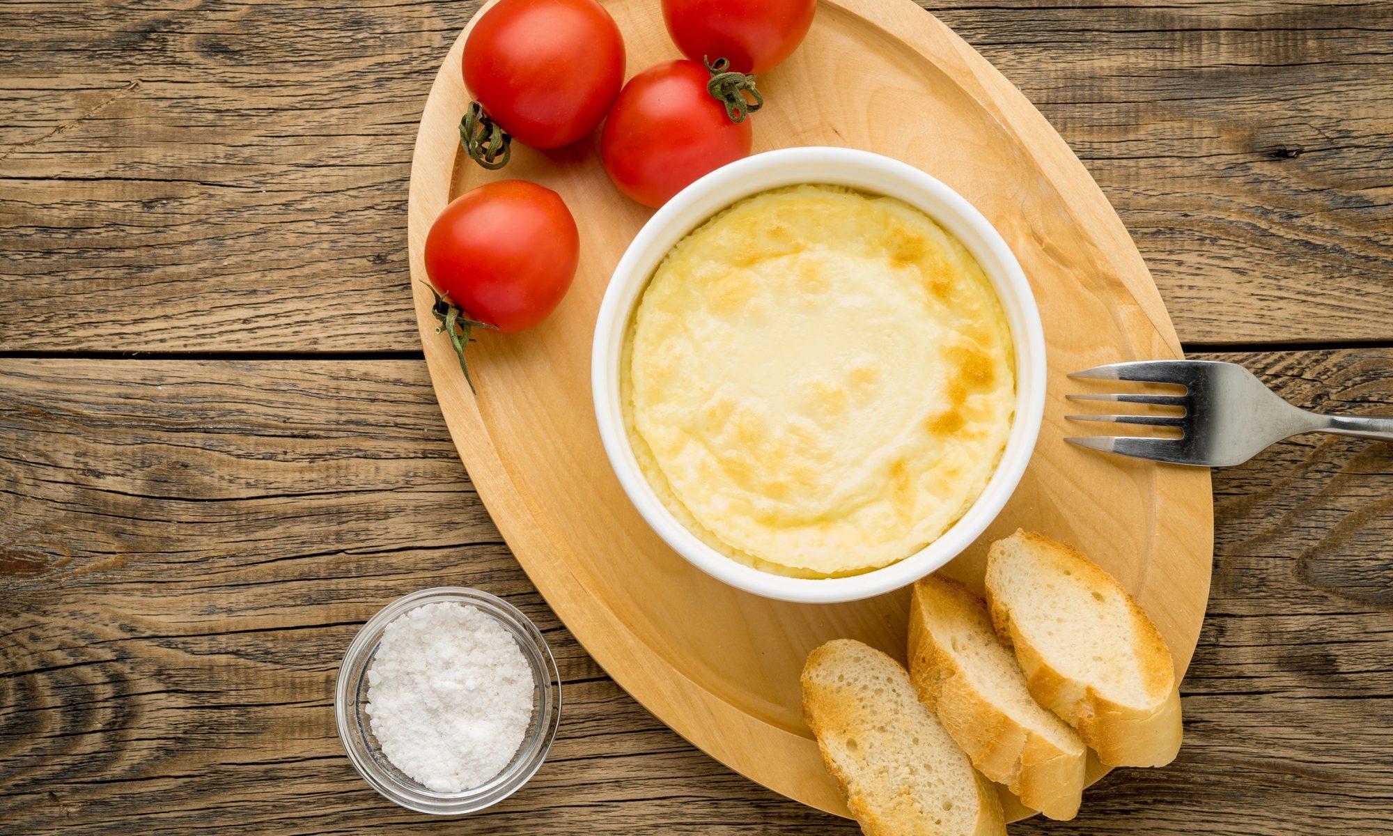 Как приготовить пышный омлет на сковороде