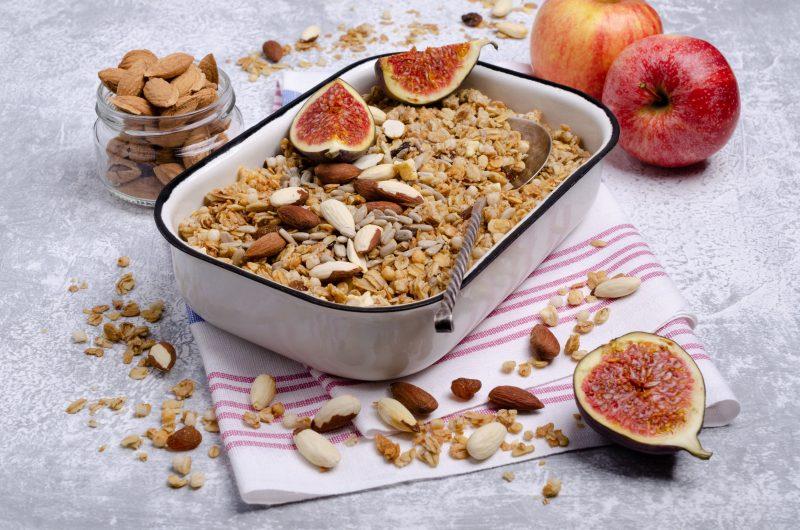Вкусный завтрак для разгрузки организма