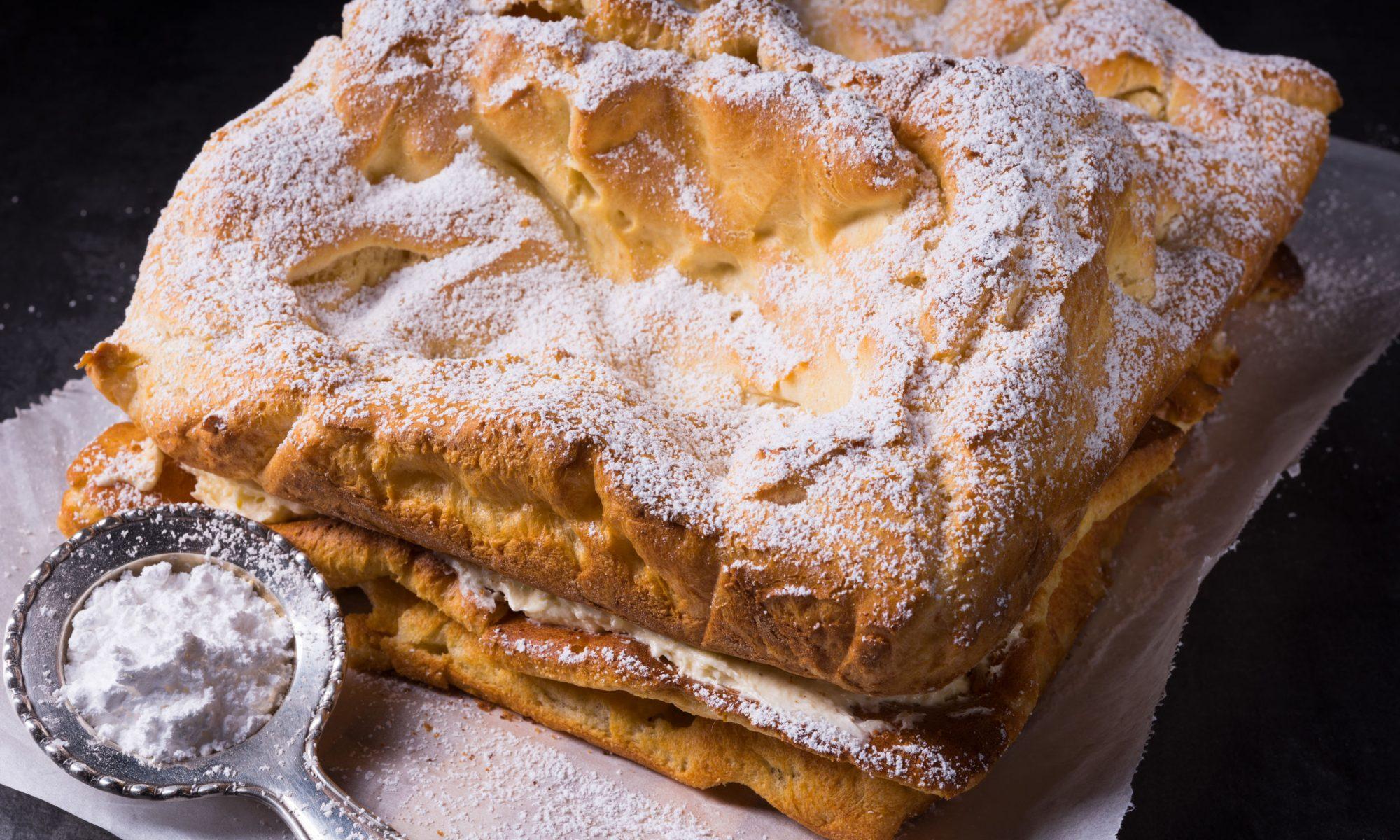 Нежнейший торт «Карпатка»: рецепт приготовления