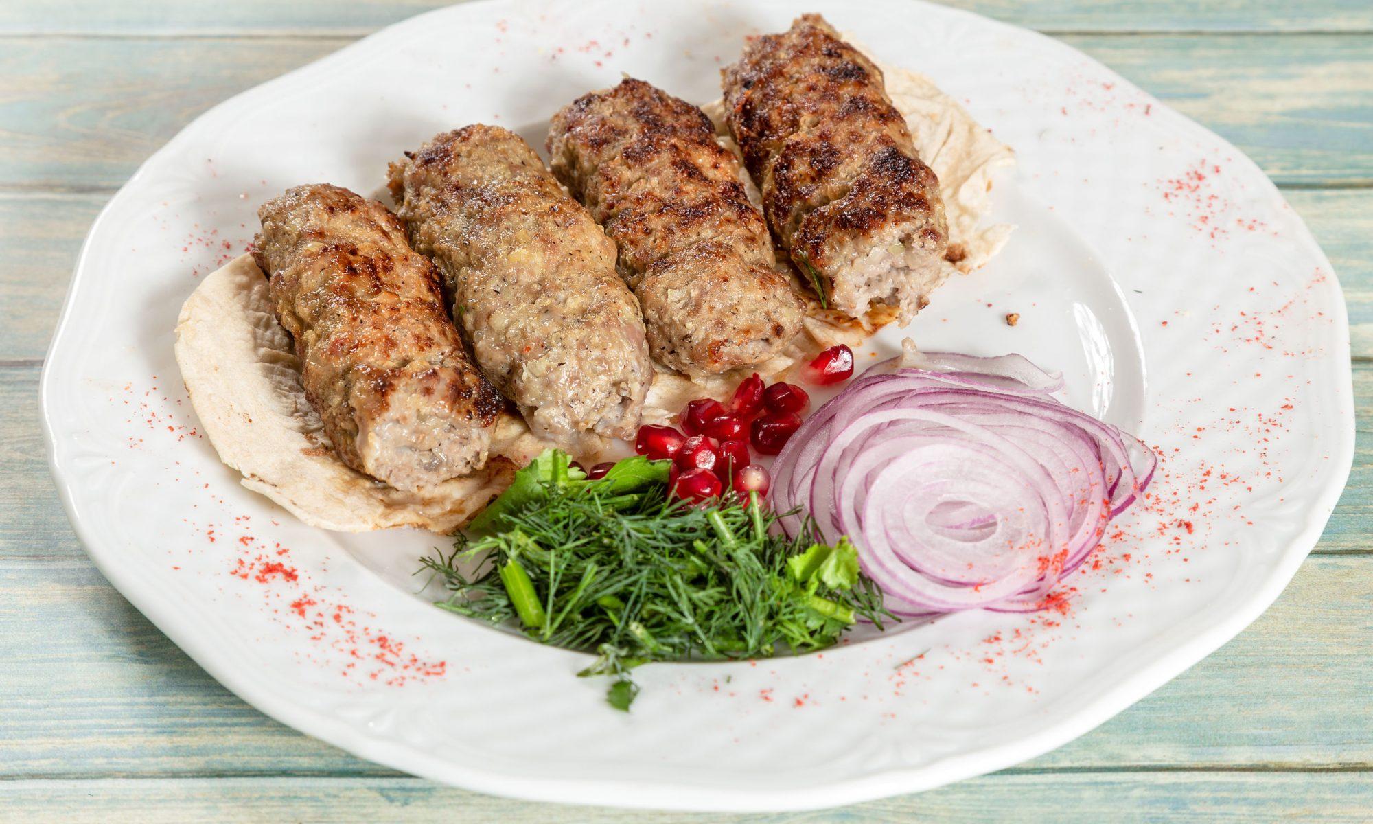Люля Кебаб на сковороде: рецепт приготовления