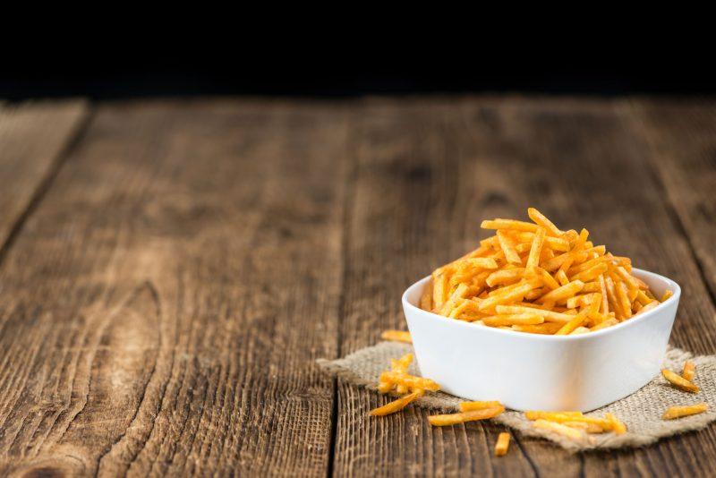 Особенности приготовления картофеля пай