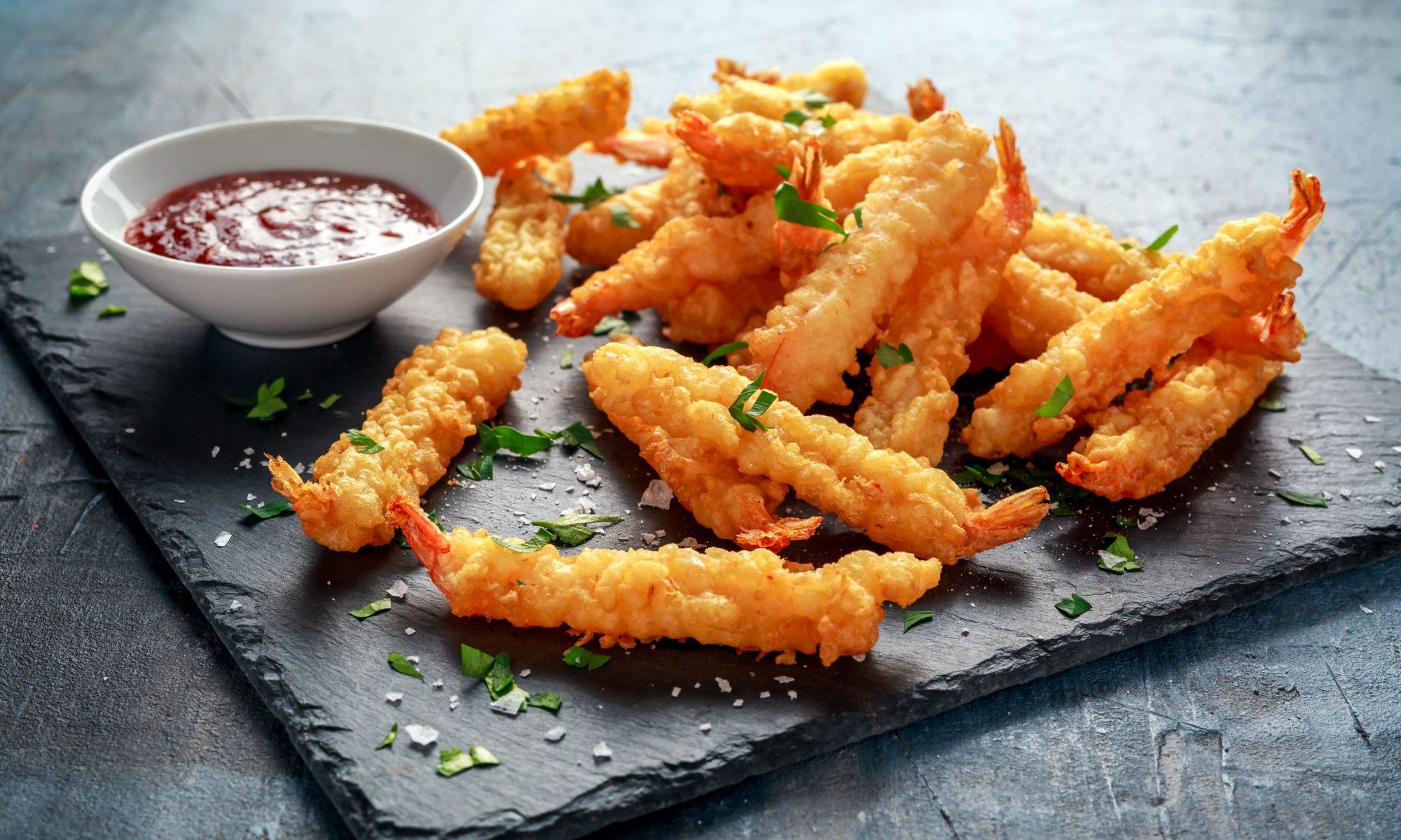 Морепродукты в кляре: закуска, которая понравится всем