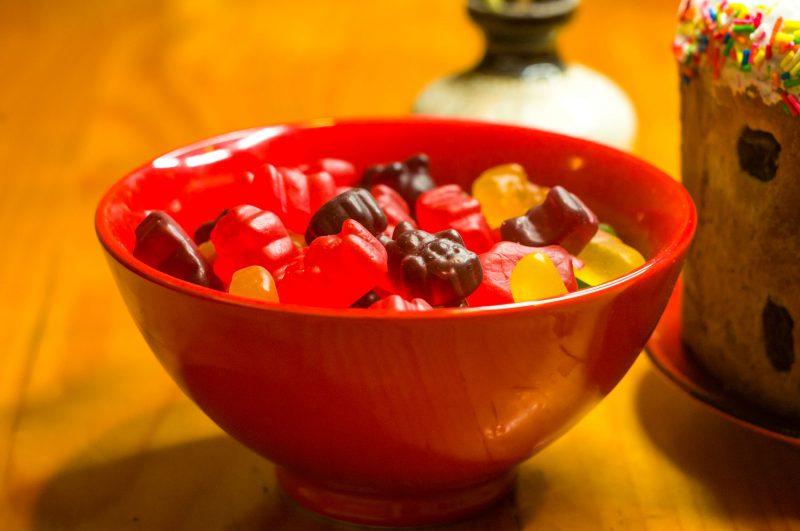 Фруктовые жевательные конфеты