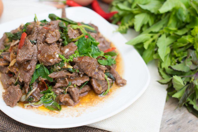 Мясо по-тайски: самые вкусные рецепты