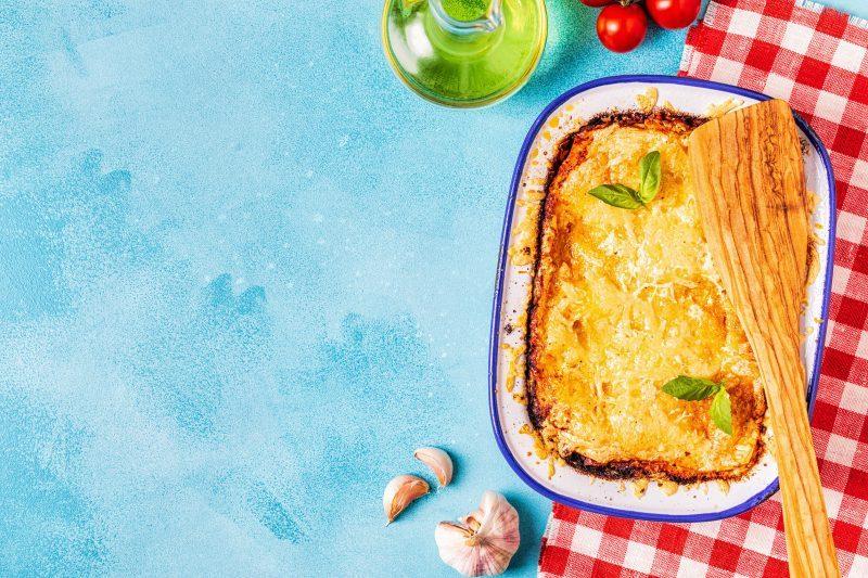 Невозможно представить современную итальянскую кухню без их фирменной лазаньи.